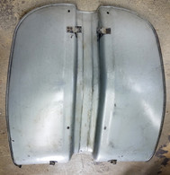 Lambretta Series 2 Legshield-Machine Stamped