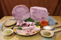 #127 Cooked Ham 1 lb