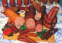 #173 All Beef Salami 1 lb