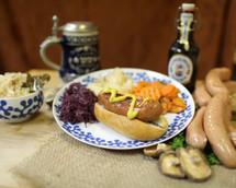 #105 Bauernwurst (Knockwurst) 1lb