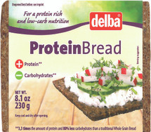 Delba Protein Bread 8.1oz (230g)