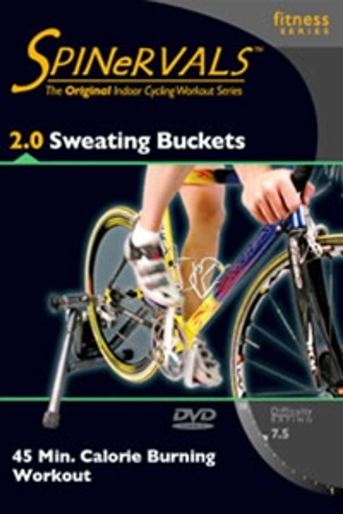 Spinervals Fitness 2.0 - Sweating Buckets
