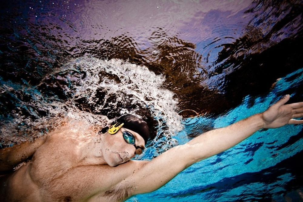Finis Aqua Pulse Heart Rate Monitor
