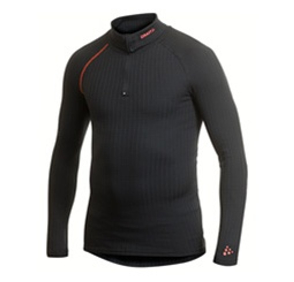 Craft Men's Zero Extreme Zip Turtleneck