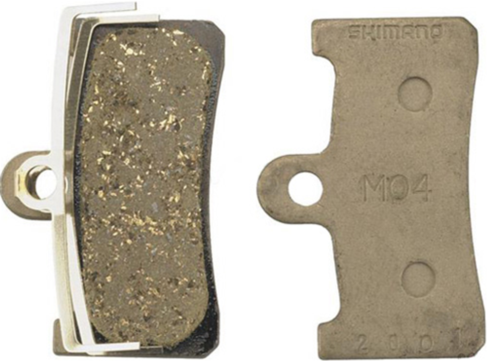 Deore Disc Brake Pads XT M04