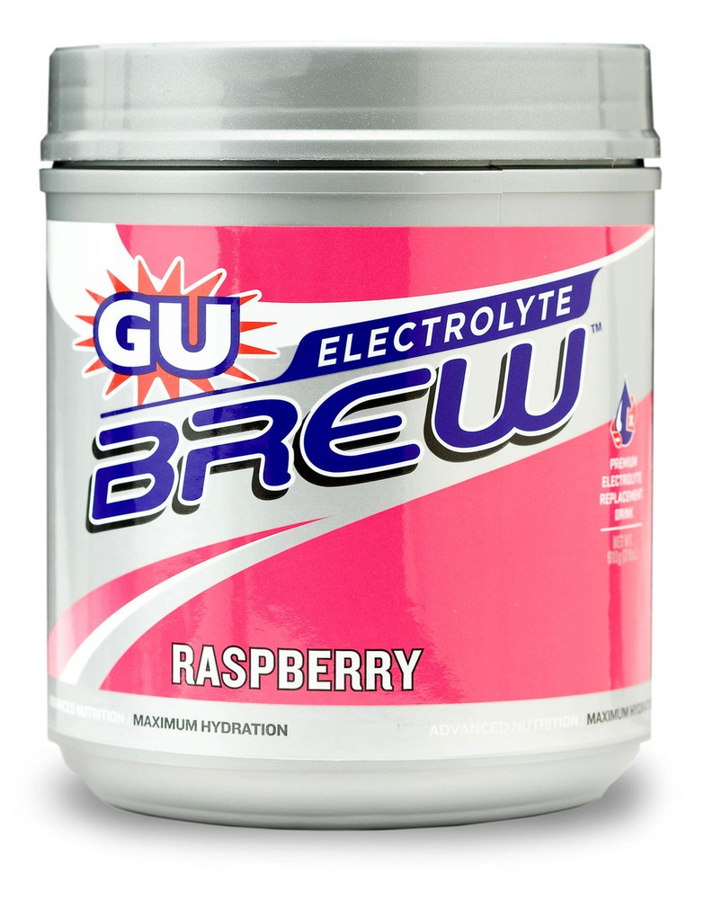 Gu Electrolyte Brew Drink Mix