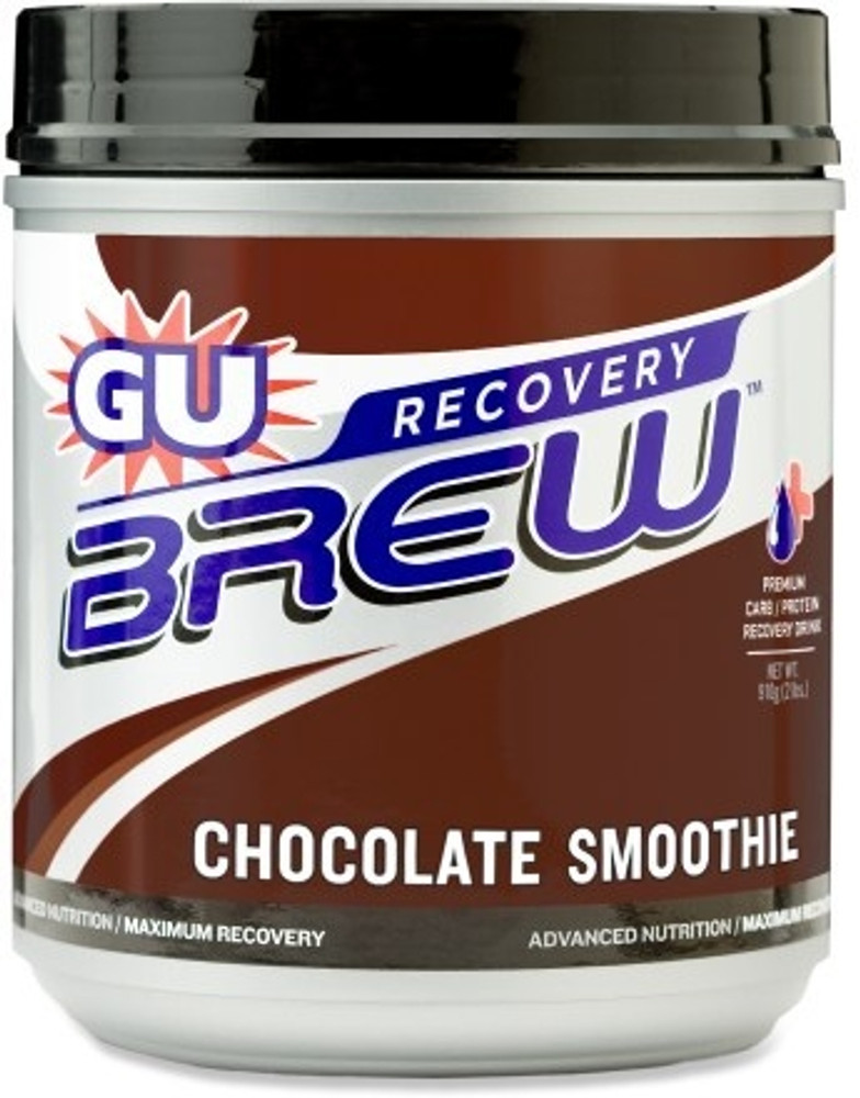 GU Recovery Brew Drink Mix
