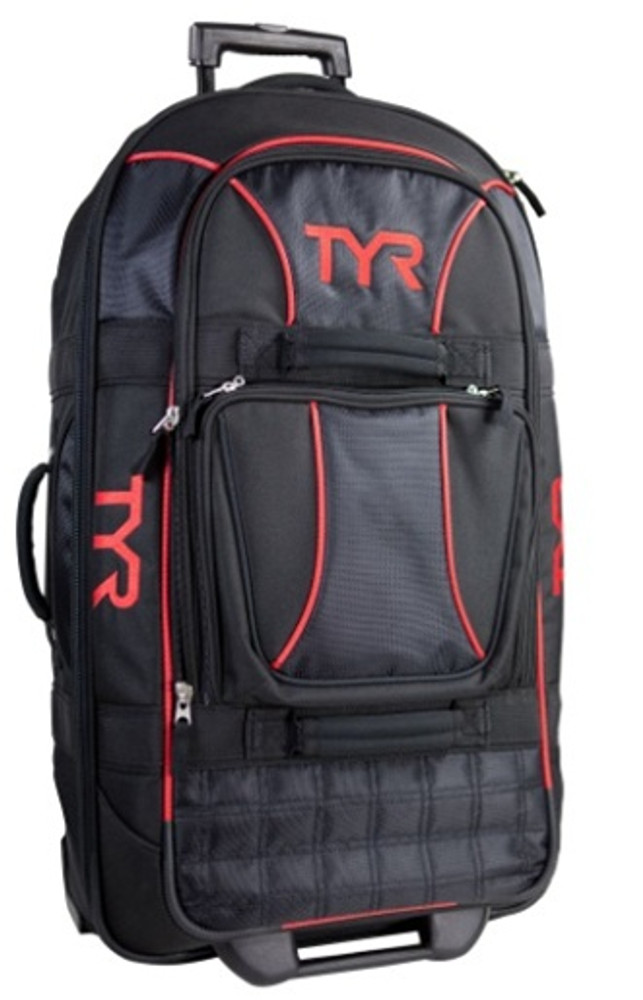 TYR Convoy Large Wheel Luggage