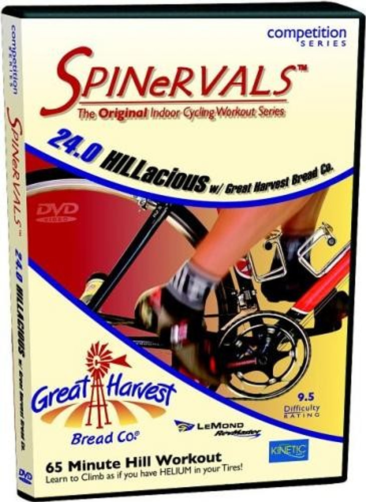 Spinervals Competition Series 24.0 HILLacious