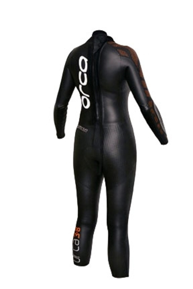 Orca Women's 3.8 Full Sleeve Wetsuit - Back