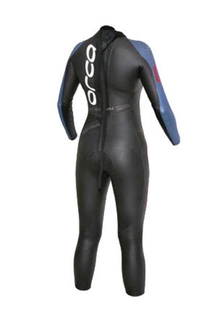 Orca Women's Alpha Full Sleeve Wetsuit back