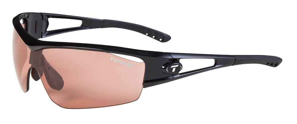 Tifosi Logic Sunglasses with High Speed Red Fototec Lens