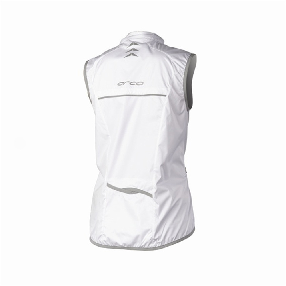 Orca Women's Lite Vest - Back