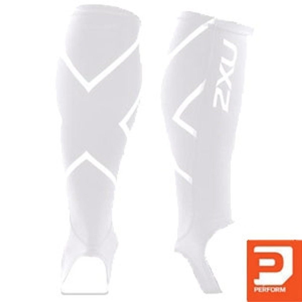 2XU Perform Compression Calf Guard With Stirrup