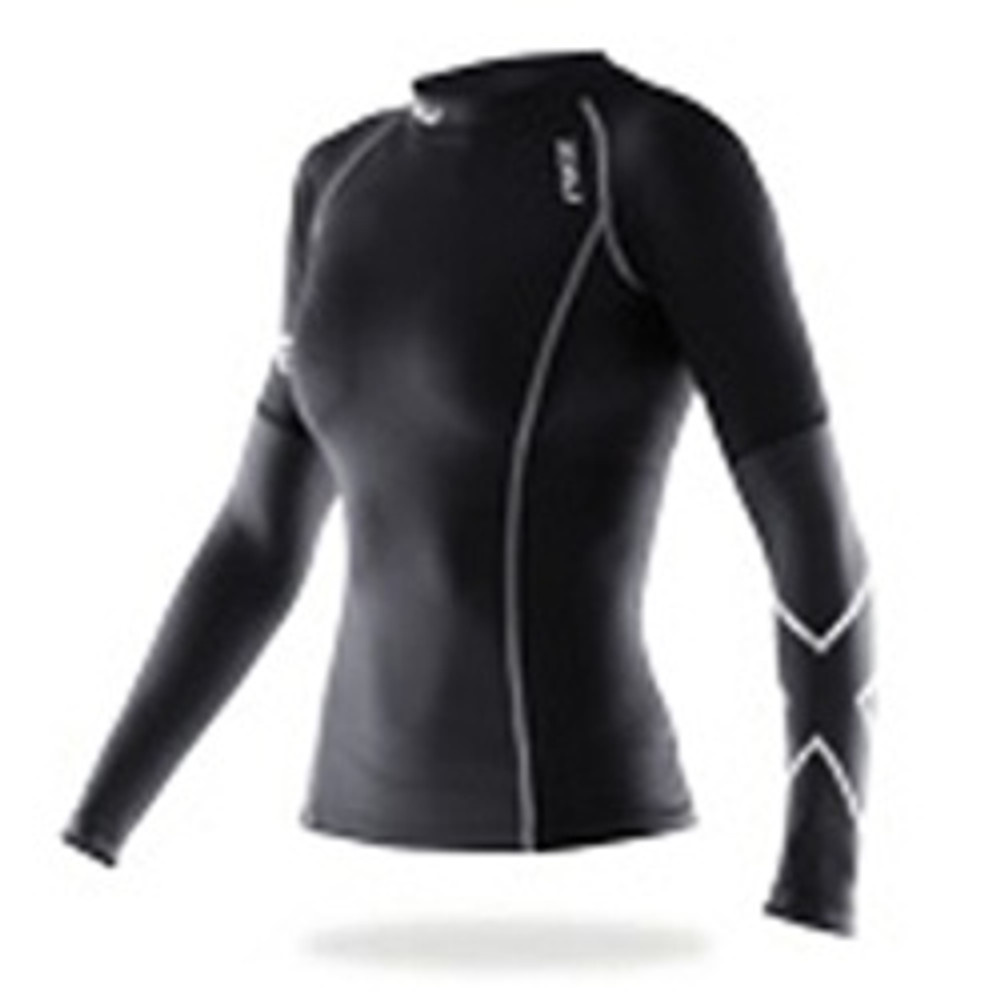 2XU Women's Elite Long Sleeve Compression Top