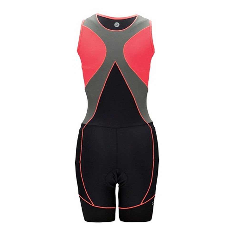 Zoot Women's Performance Tri Racesuit - back