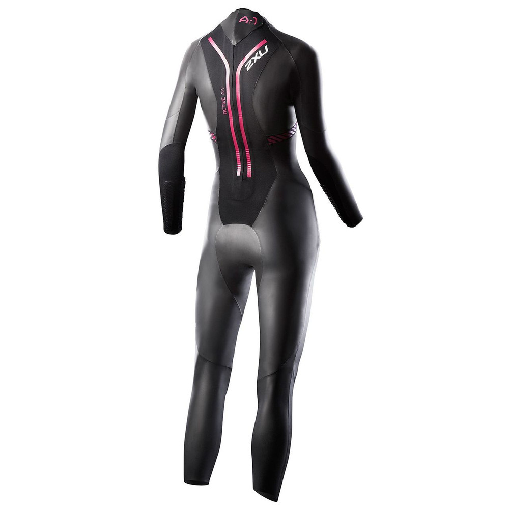 2XU Women's A:1 Active Wetsuit - Back