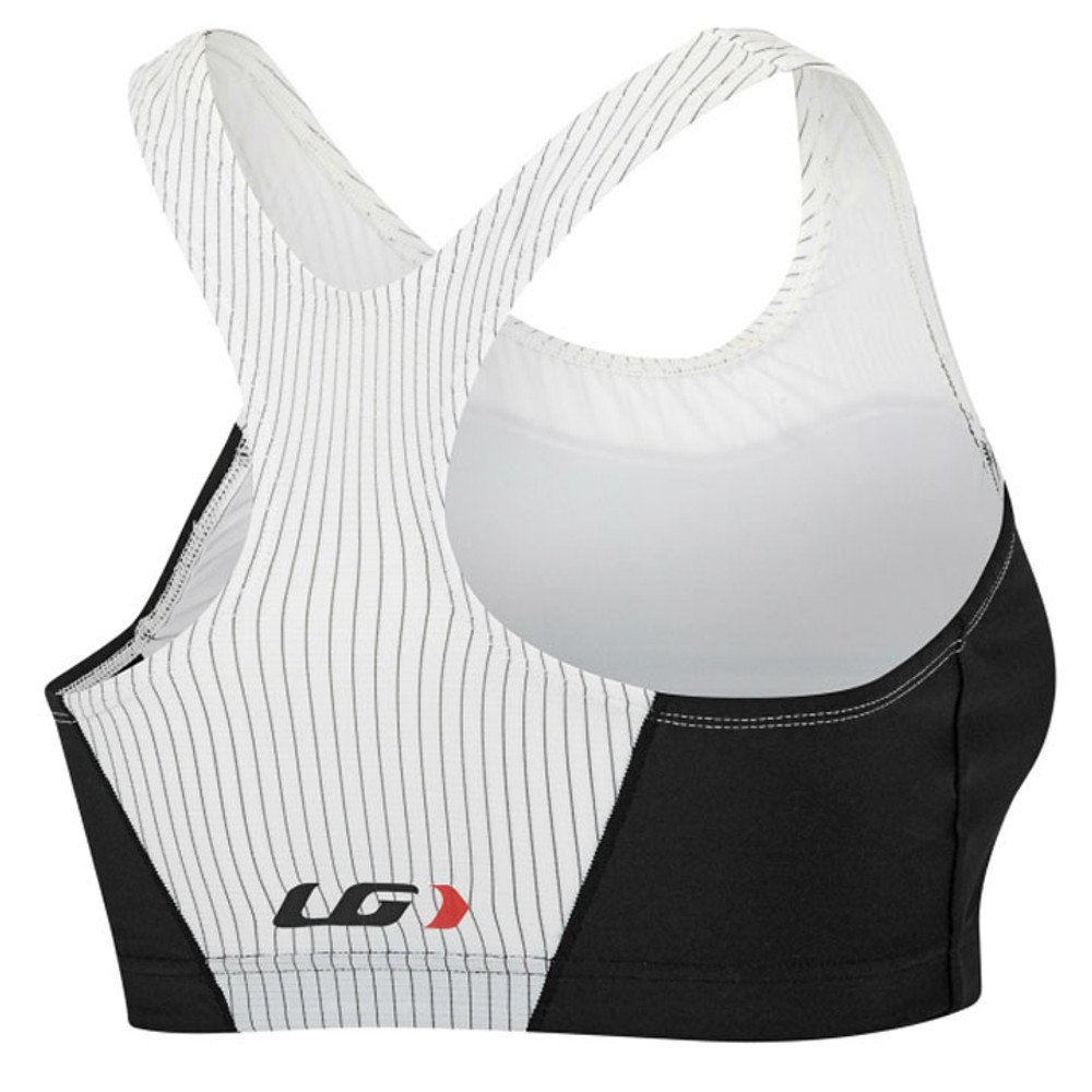 Louis Garneau Women's Power Tri Bra - Back