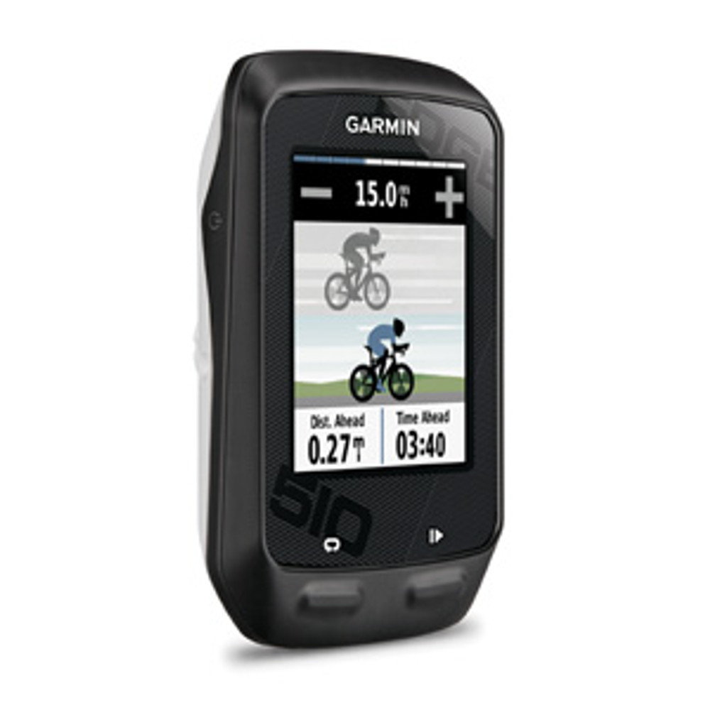 Garmin Edge 510 GPS Bike Computer Performance Bundle