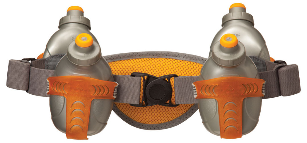 Nathan Trail Mix 4 Hydration Belt - back