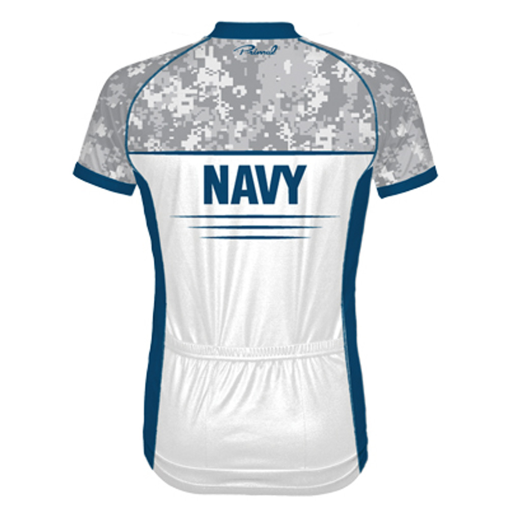 Primal Wear Women's U.S. Navy Honor Jersey -back