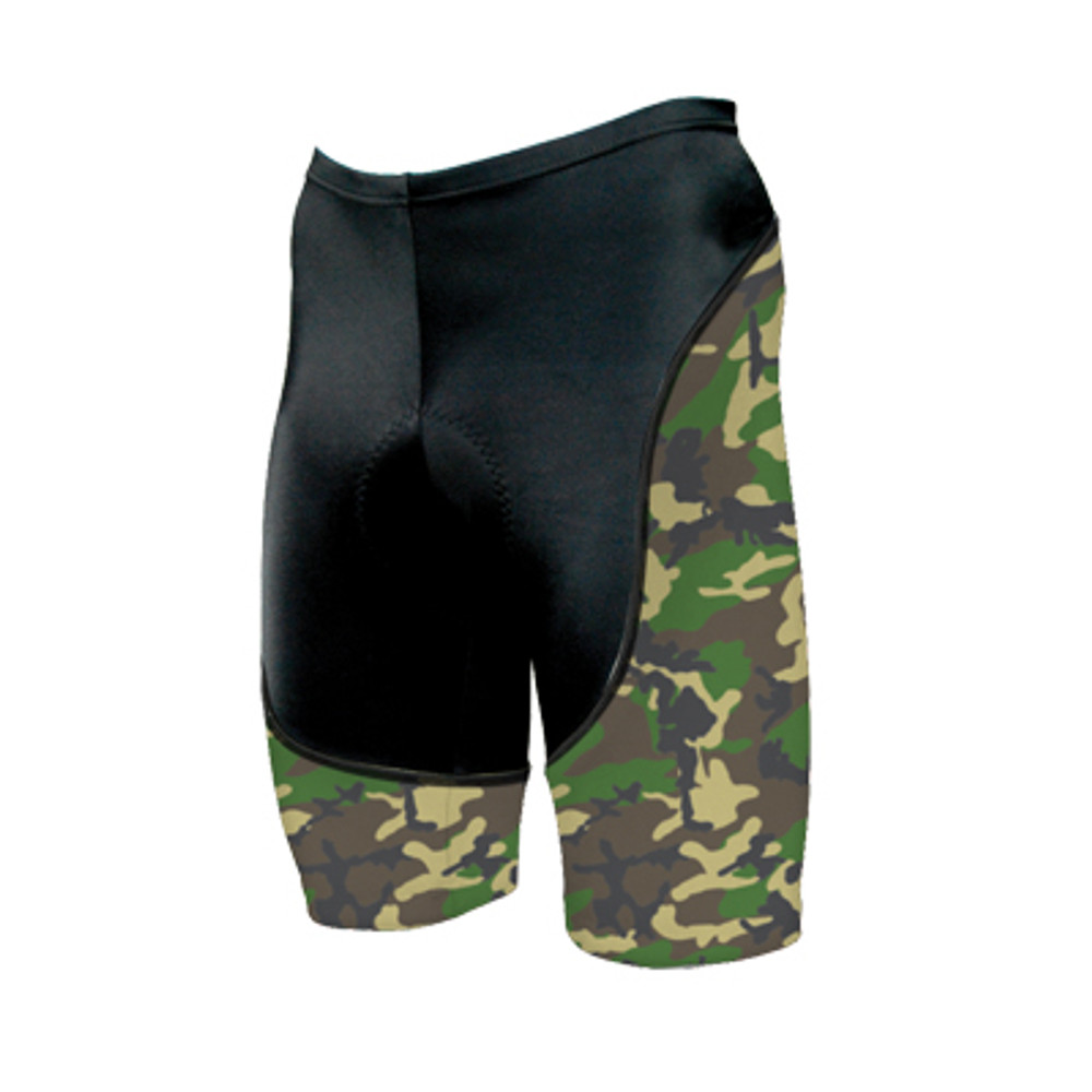 Primal Wear Men's U.S. Army Ambush Bike Short
