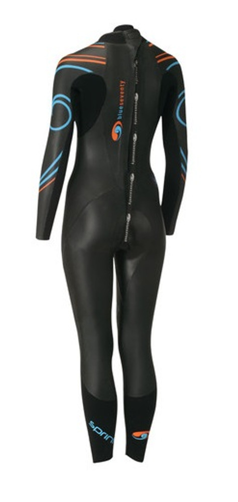 Blue Seventy Women's Sprint Wetsuit back