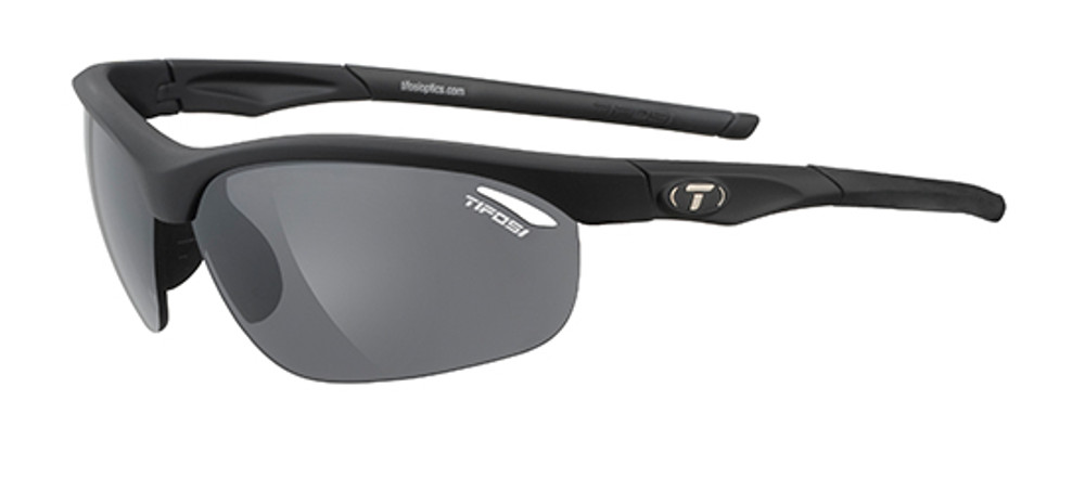 Tifosi Veloce Sunglasses with Smoke Polarized Lens