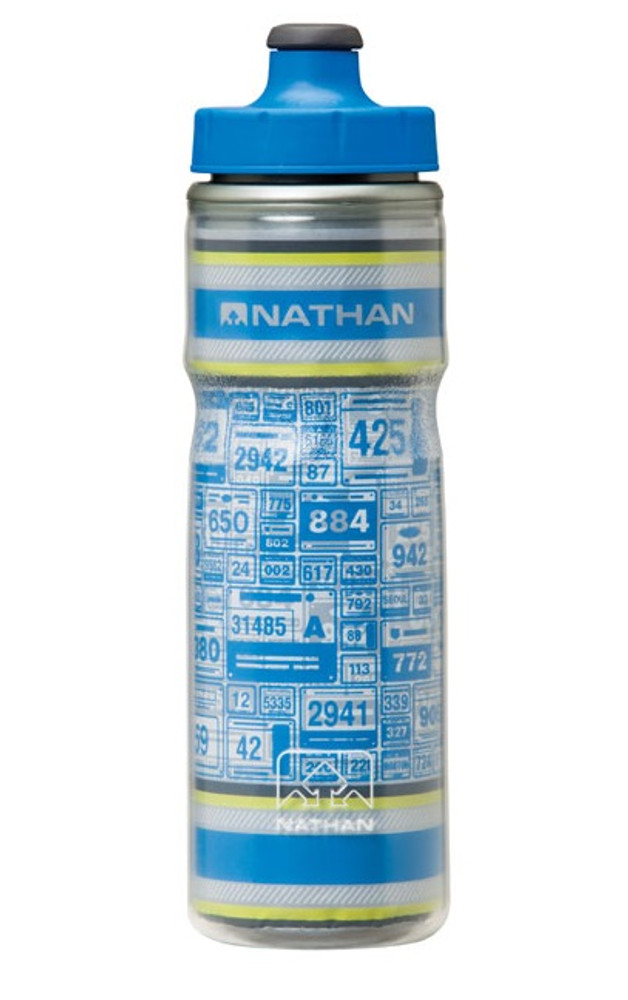 Nathan Road to Run Insulated Water Bottle