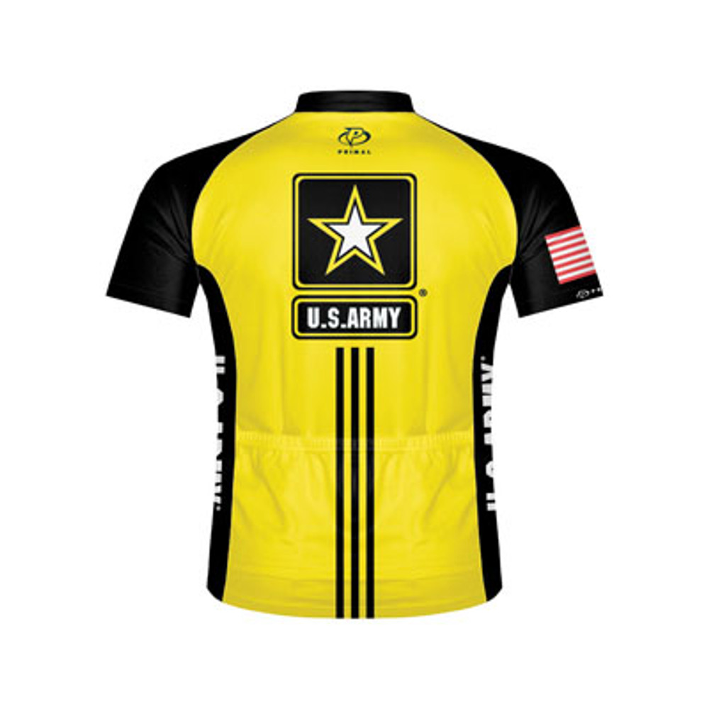 Primal Wear Men's U.S. Army Vintage Jersey-Back