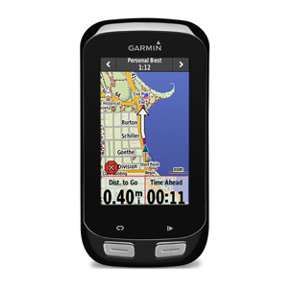 Garmin Edge 1000 Bike Computer - 2017