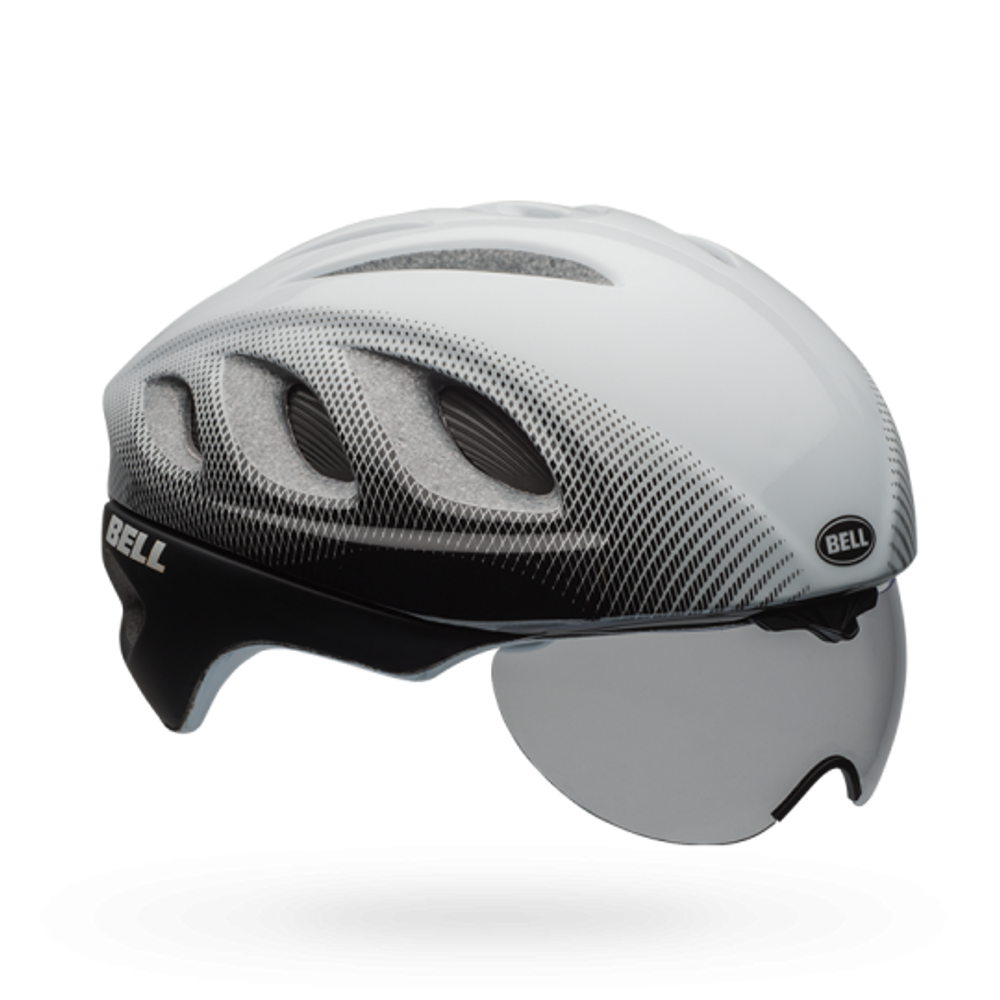 Bell Star Pro Helmet with Transitions Shield - Side