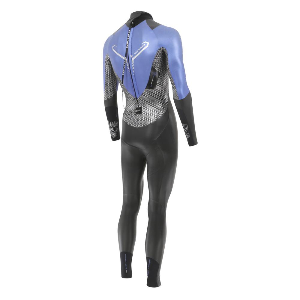 Aqua Sphere Men's Racer Wetsuit - Back