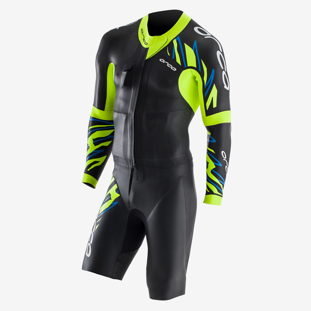 Orca Men's RS1 Swim-Run Wetsuit - With Sleeves
