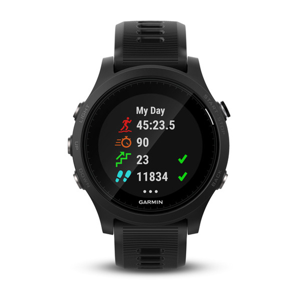 Garmin Forerunner 935 GPS Running/Triathlon Watch - My Day