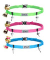 Fuel Belt Gel-Ready Race Number Belt - colors