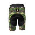 Primal Wear Men's U.S. Army Ambush Bike Short-Back