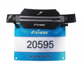 Fitletic / iFitness Neoprene Single Pouch Race Number Belt - number