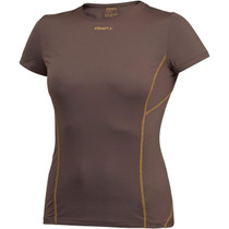 Craft Women's Pro Cool Tee with Mesh