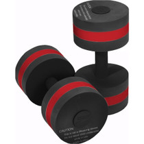 Speedo Aqua Fitness Barbells - Red