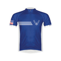 Primal Wear Men's U.S. Air Force Vintage Jersey - 2017