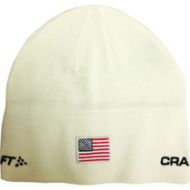 Craft Race Hat with Flag - USA