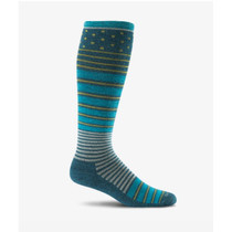 Sockwell Women's Twister Firm Compression Sock - 2018
