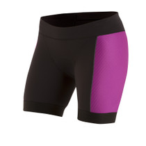Pearl Izumi Women's Elite Pursuit Half Tri Short - Purple Wine