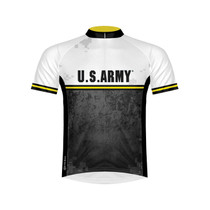 Primal Wear Men's US Army Strength Cycling Jersey - 2017