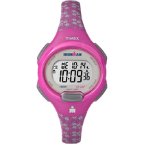 Timex Ironman Essential 10 Watch with Pattern