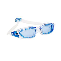 Aqua Sphere Kameleon Goggle with Blue Lens