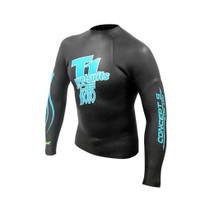 DeSoto T1 First Wave Concept 5 Pullover Wetsuit - 2018