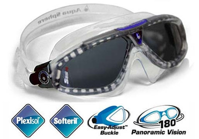 Aqua Sphere Seal XP Swim Mask With Tinted Lenses