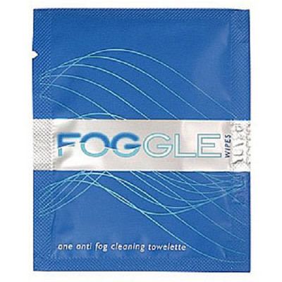 FOGGLE Anti-Fog Cleansing Towelette - 2018